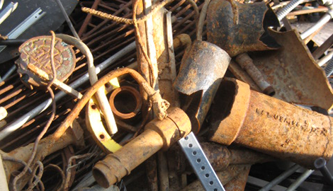 Scrap Metal | Sundafu Recycling Inc | Conshohocken, PA | (610) 828-5445